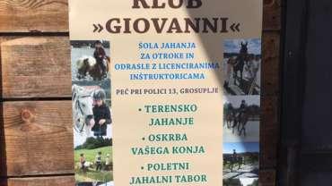 Konjeniški klub Giovanni